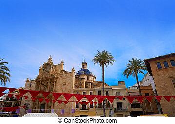 lliria, バレンシア, asuncion, liria, 教会