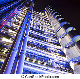 Lloyd\'s Building, London - The Lloyd\'s Building (also...