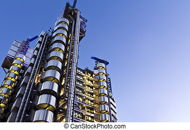 lloyd's, londres, edificio