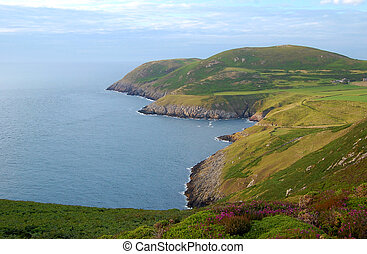 Llyn Peninsula, North Wales - The beautiful rugged coastline...