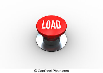 Load on digitally generated red push button