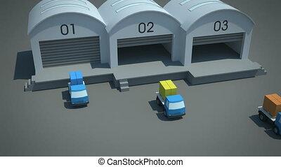 multiple origins - load / shipment consolidation strategies...