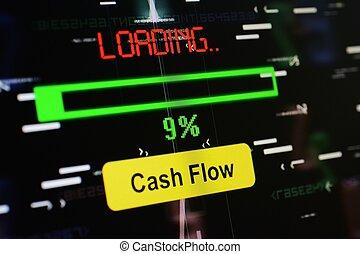 Loading cash flow
