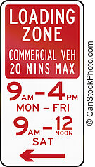 Loading Zone - Commercial Vehicles In Australia