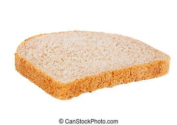 Loaf of sliced bread