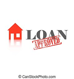 Loan Approved House