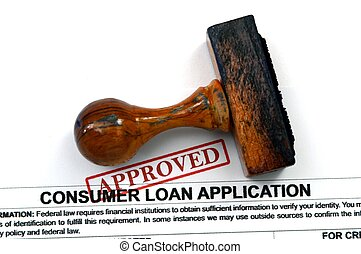 Loan form - approved