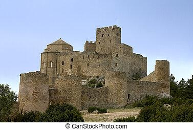 Loarre Castle, Huesca, Spain