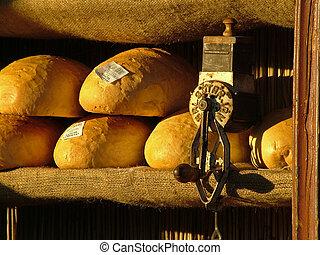 bread - loaves of bread