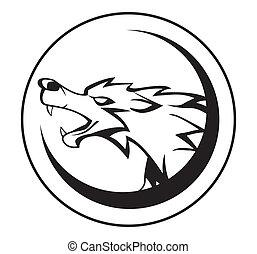 lobo, señal