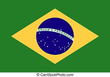 lobogó, brazília