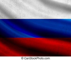lobogó, grunge, oroszország