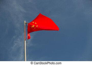 lobogó, kína