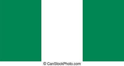 lobogó, közül, nigéria