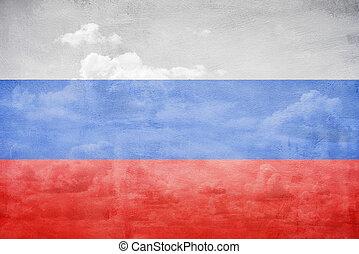 lobogó, oroszország, ábra