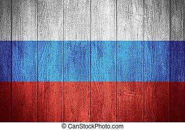 lobogó, oroszország