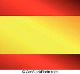 lobogó, spanyolország