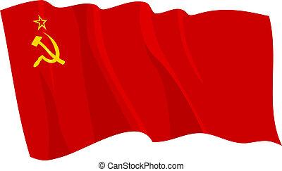 lobogó, szovjetúnió