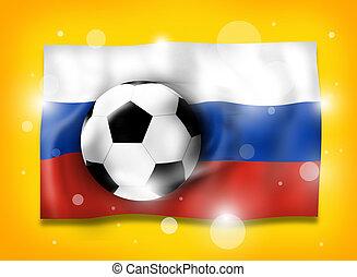 lobogó, tervezés, oroszország, ábra