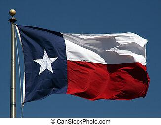 lobogó, texas