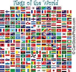 lobogó világ