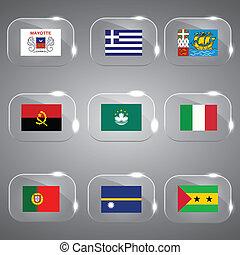lobogó világ, zászlók, európa