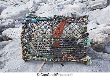 Lobster Creel, Inishmore; Aran Islands; Ireland