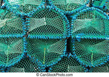Lobster pots