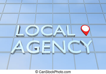 Local Agency concept