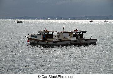 Local Fishing Boats