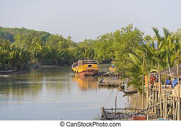 local Fishing Village