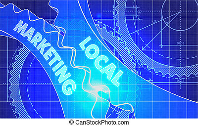 Local Marketing on Blueprint of Cogs.