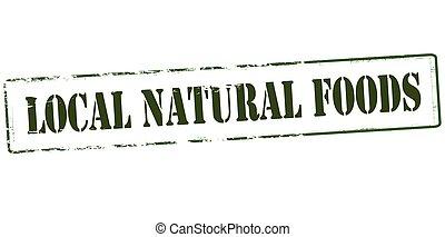 Local natural food