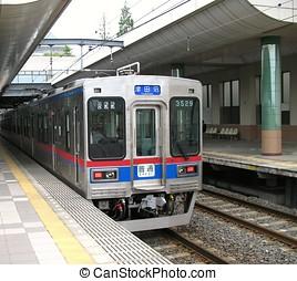 Local Train Service