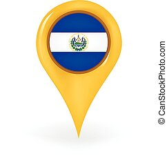 Location El Salvador