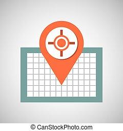 location gps travel
