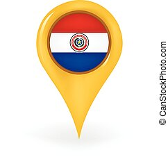 Location Paraguay
