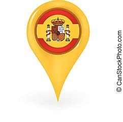 Location Spain