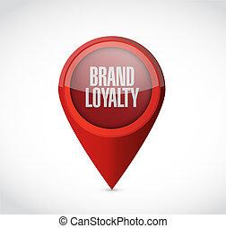 locator, merk, concept, trouw, meldingsbord