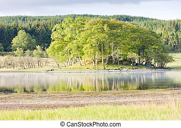 Loch Awe, Highlands, Scotland