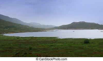 Loch Cluanie, Scotland - Graded Version - Graded and...