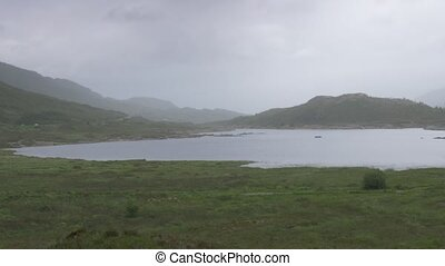 Loch Cluanie, Scotland - Ungraded Version - Ungraded and...