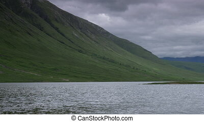 Loch Etive, Glen Etive, Scotland - Native Version - Native...
