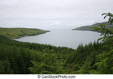 Loch Eynort Isle of Skye, Scotland