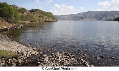 Loch Morar beautiful Scottish lake - Loch Morar beautiful...
