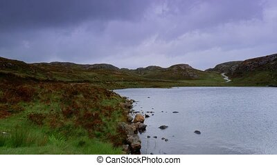 Loch Na Creige, Scotland - Graded Version - Graded and...