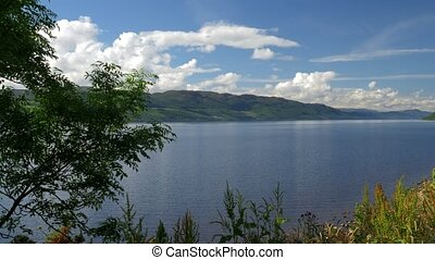 loch ness, schottland, -, eingestuft, version