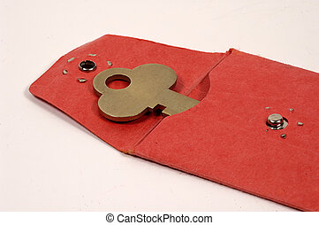 Lock Box Key