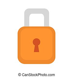 lock security object