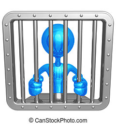 Locked Up - 3D Concept And Presentation Figure